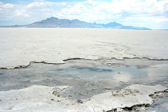 Bonneville Salt Flats 3